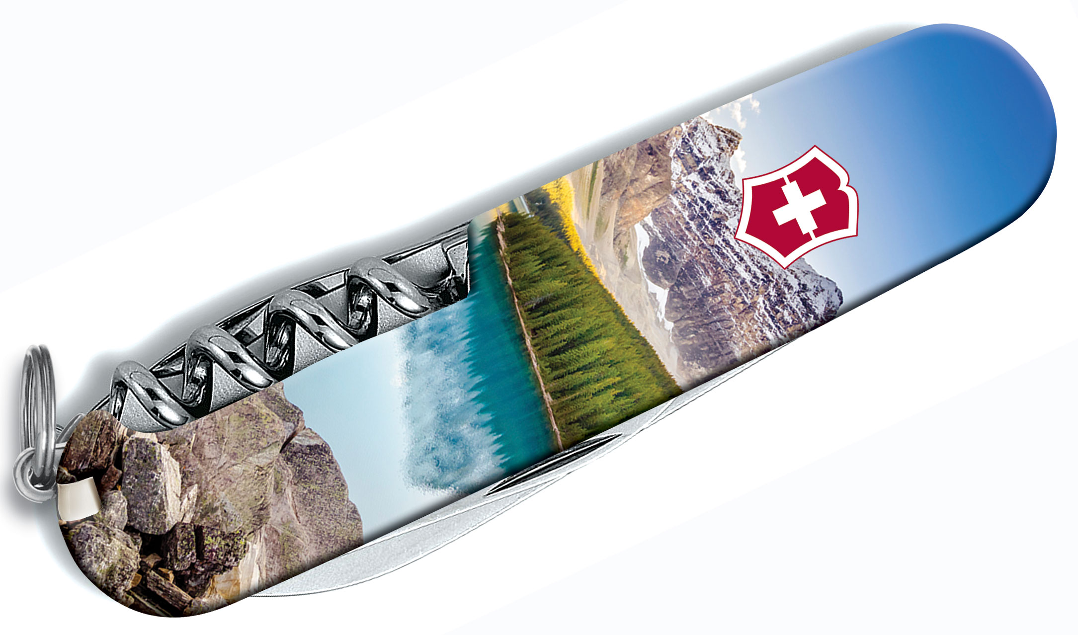 Victorinox Swiss Army Rocky Mountain National Park Camper