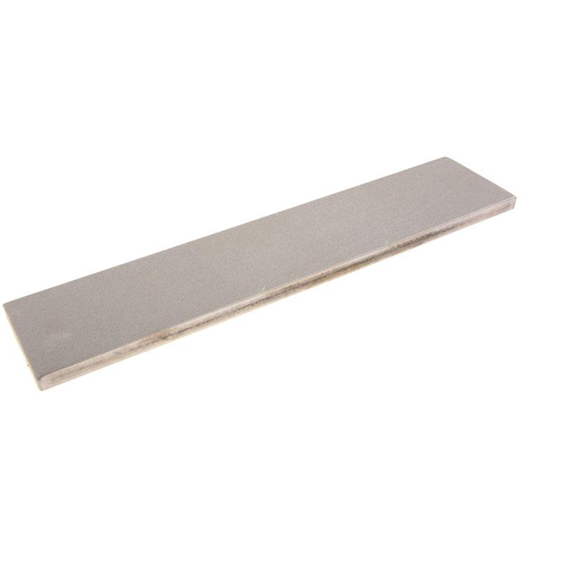 EZE-LAP Medium Stone - 2-1/2 inch x 11-3/8 inch x 3/8 inch Diamond Stones