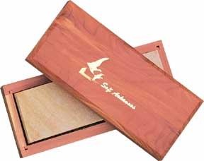 Soft Arkansas Whetstone Boxed 6 inch x 2 inch x 1 inch