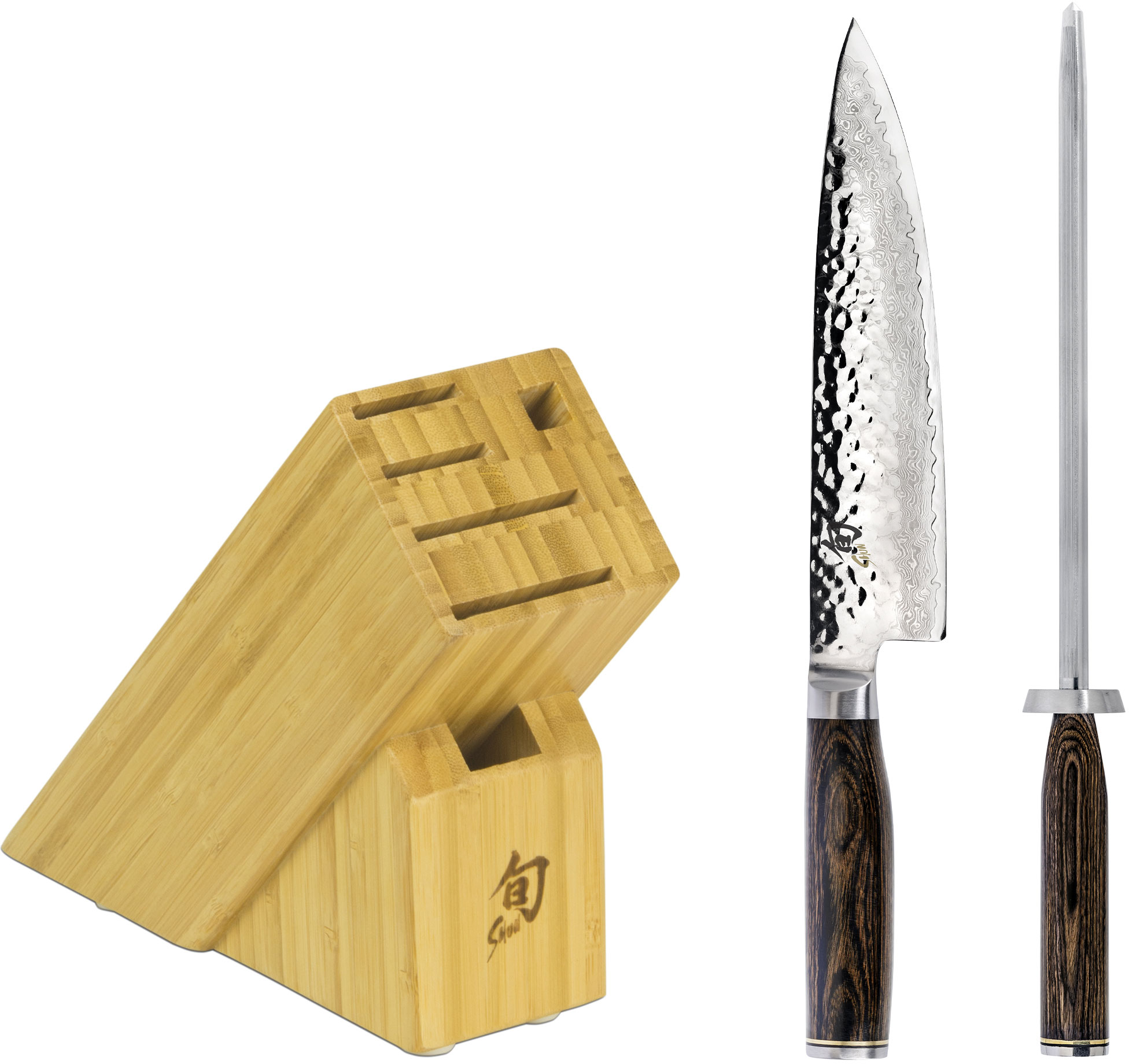 Shun TDMS2200K Premier 3 Piece Build-a-Block Set