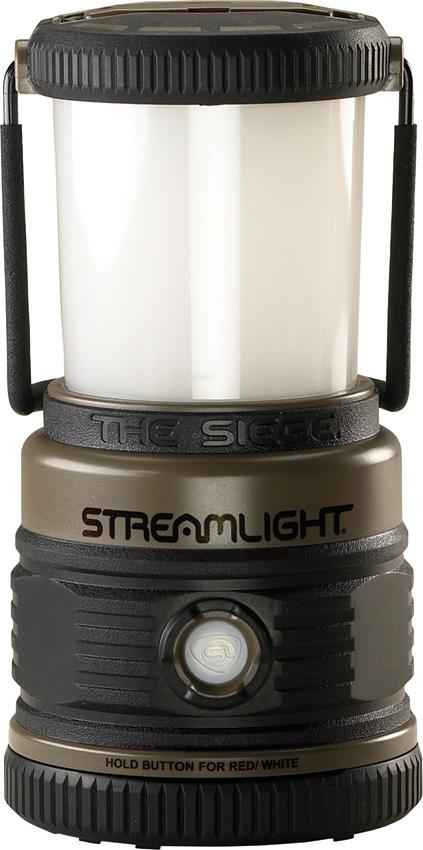 Streamlight The Siege Compact LED Hand Lantern, 340 Max Lumens