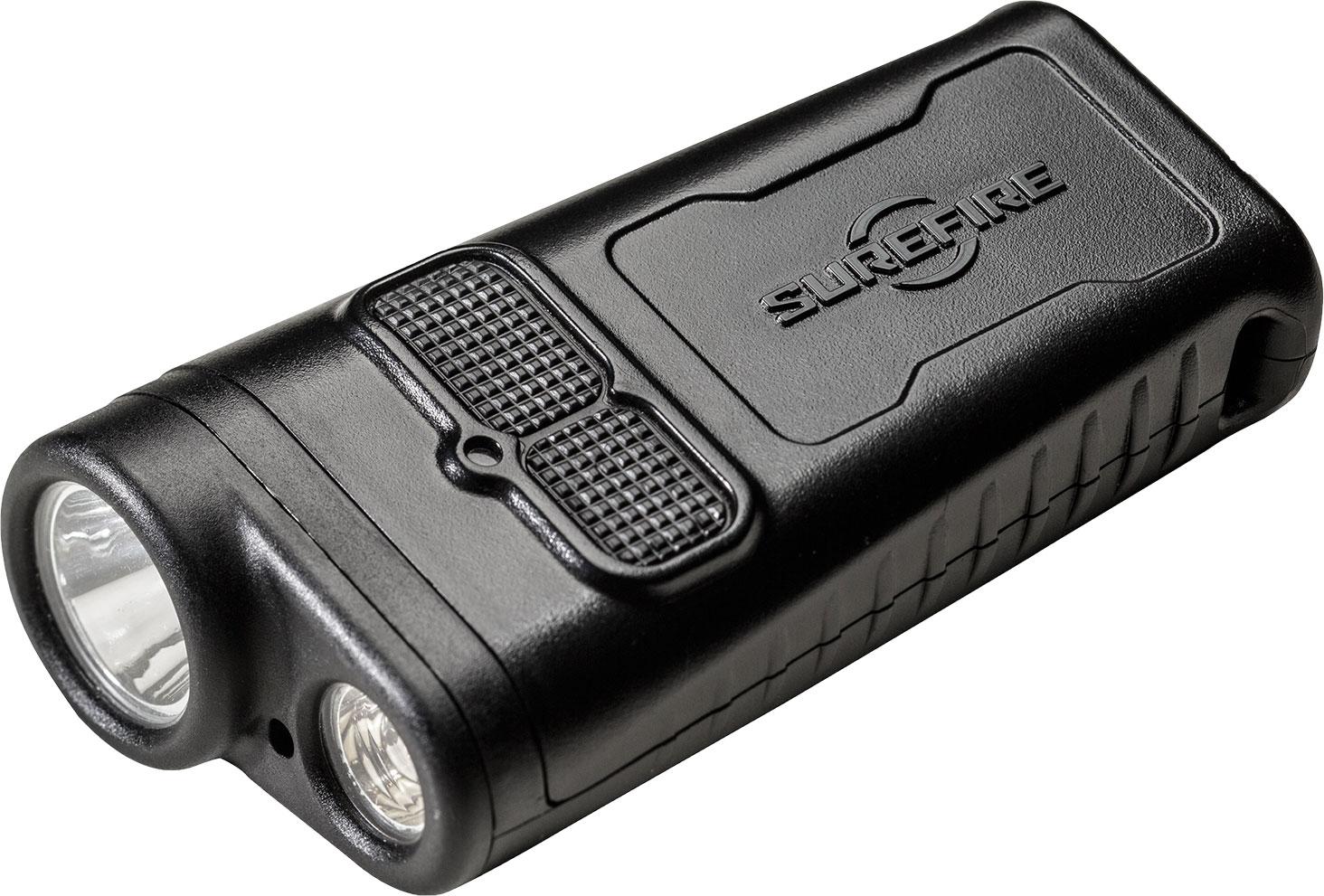 SureFire Guardian Dual-Beam Rechargeable Ultra-High LED Flashlight, 1000 Max Lumens