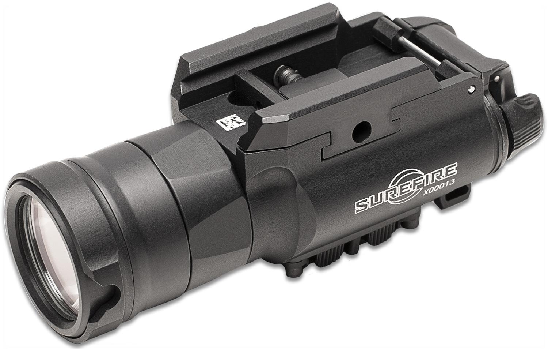 SureFire Ultra-High Dual-Output Holster WeaponLight, 1000 Lumens