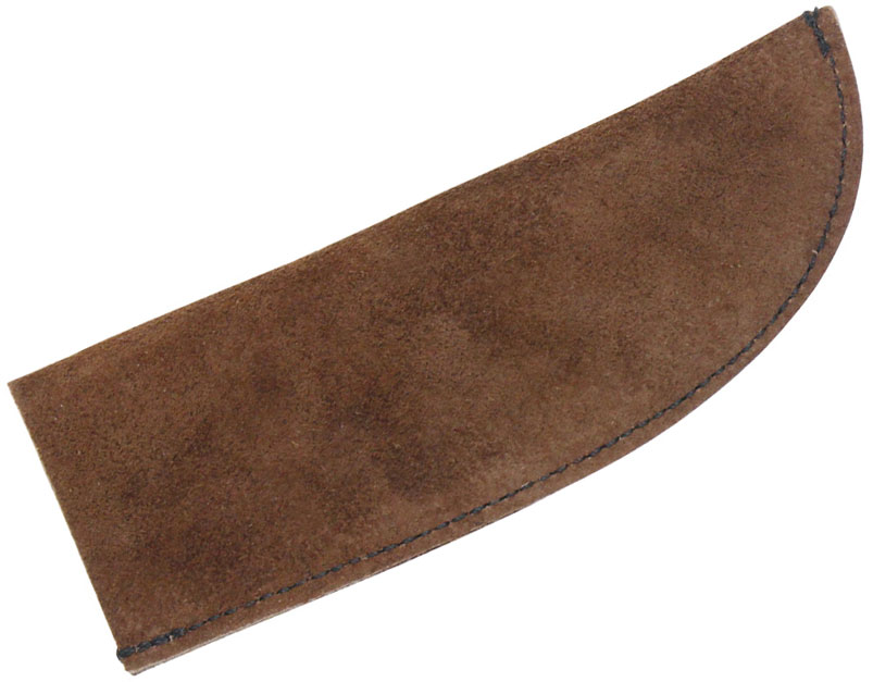 Svord Brown Leather Sheath for Peasant Knife