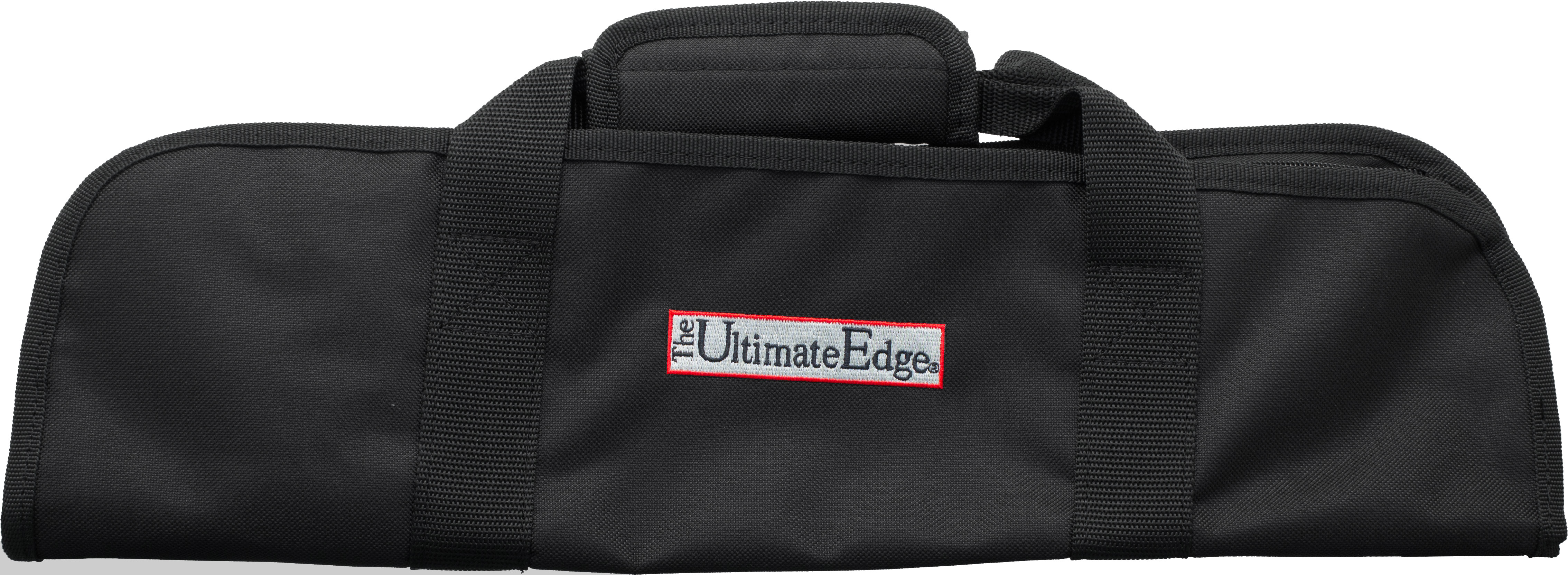 The Ultimate Edge 5 Piece Knife Case, Black