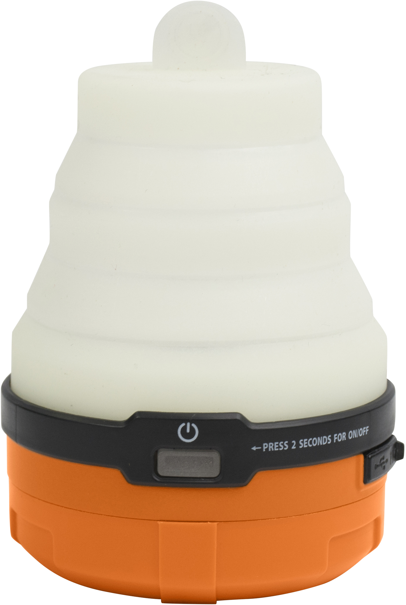 UST Ultimate Survival Spright Recharge Collapsible LED Lantern with Power Bank, 100 Max Lumens