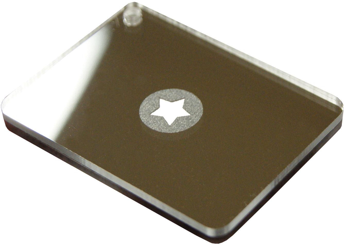 UST Ultimate Survival StarFlash Micro Signal Mirror