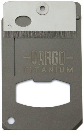 Vargo Titanium Swing Blade Tool - Classic (T-440)