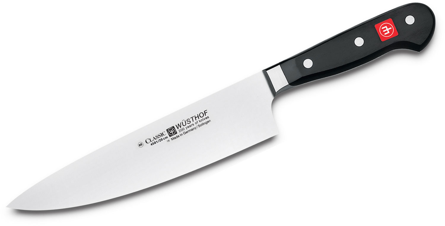 Wusthof Classic 8 inch Half-Bolster Chef's Knife