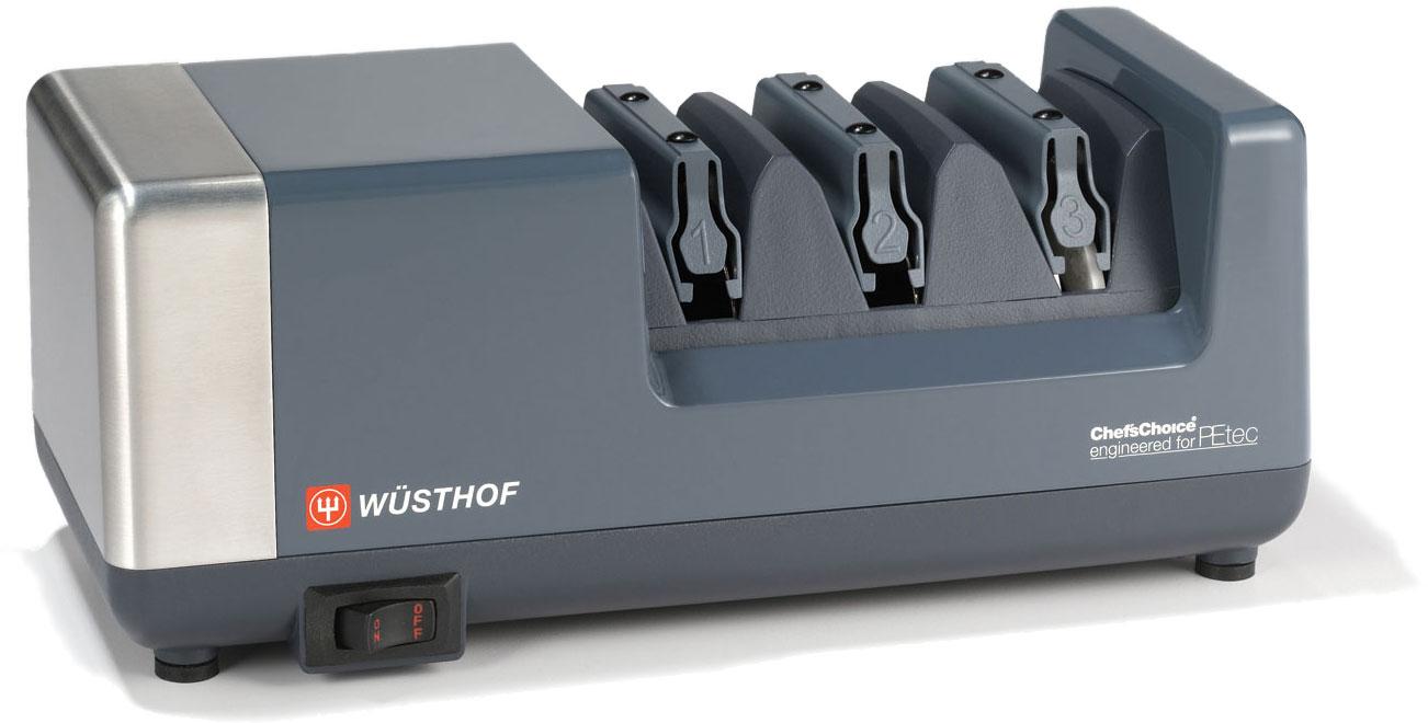 Wusthof PEtec Precision Edge Techonolgy 3 Stage Diamond Electric Knife Sharpener