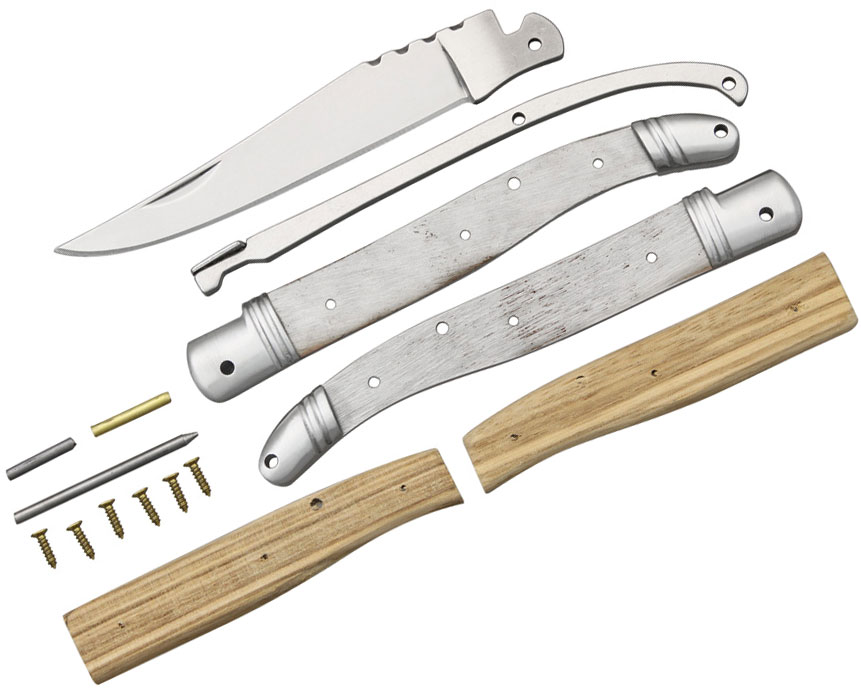 Knifemaking Kit, 4\