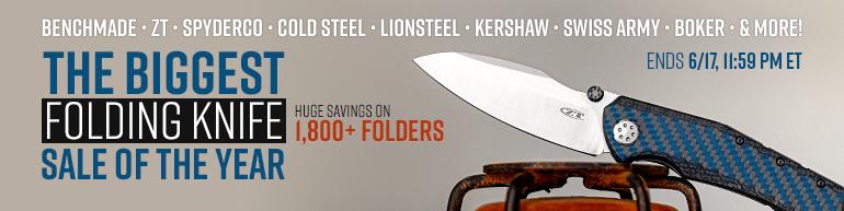 Folding Knife Sale