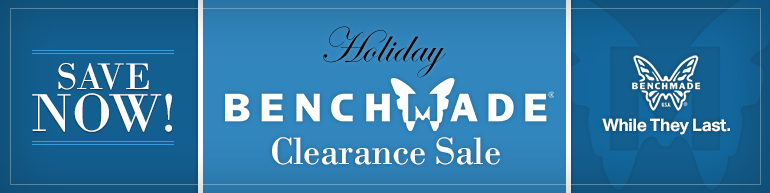 Pre-Black Friday Benchmade Clearance Sale