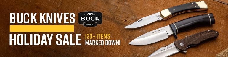 Buck Black Friday Sale