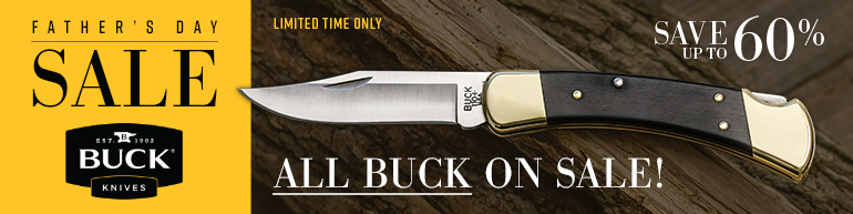 Buck Father's Day Sale