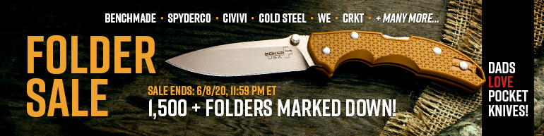 Folding Knife Sale