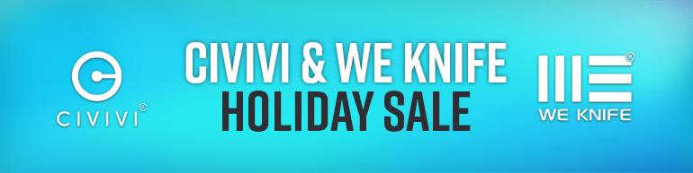 Pre-Black Friday CIVIVI & WE Knife Sale