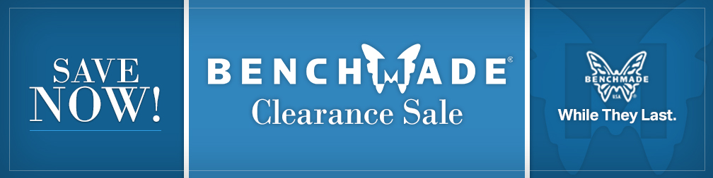 Benchmade Clearance Sale
