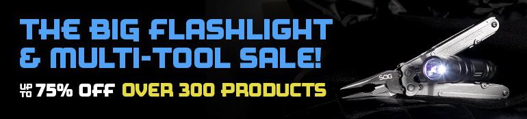 Flashlight Multi-Tool Deals