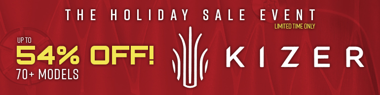 Kizer Holiday Sale Event