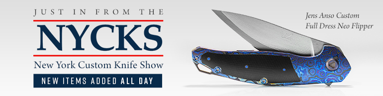 2017 New York Custom Knife Show
